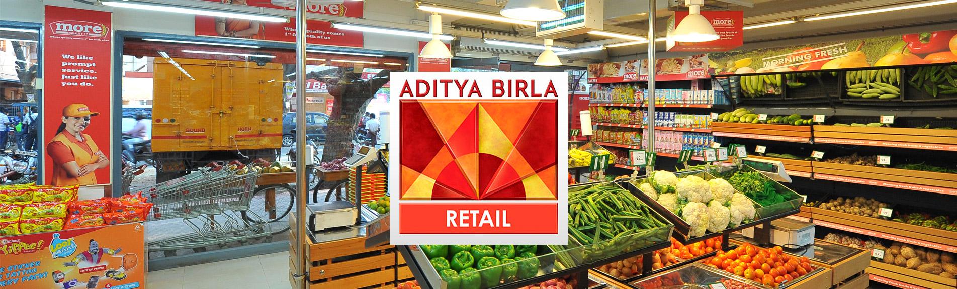 aditya birla retail ltd