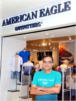 Sathyajit Radhakrishnan President International Business Aditya Birla Fashion And Retail Ltd