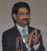Mr. Kumar Mangalam Birla, Chairman, Aditya Birla Group